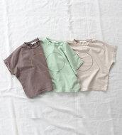 新着ポイント5倍・BBサイクル半袖Tシャツ・3色・90cm・100cm・110cm・120cm・韓国子供服・cocostyle