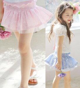 【ジュディス レギンス付きスカート】【楽天ランキング3位】ロマンチックで可愛いアイテム登場♪◎90cm・100cm・110cm・120cm・130cm・韓国 子供服 ・cocostyle・rk