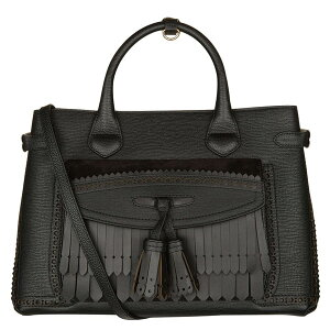 Burberry London Burberry Bag Ladies Tote Bag With Tassel 2Way Leather Bag Bag [Free Shipping] Brand Burberry genuine retail store Direct import from outlet stores