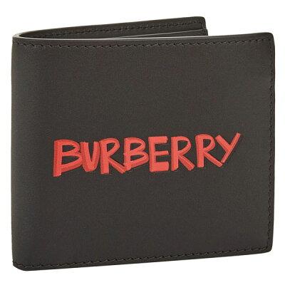 Burberryのコンパクトウォレット