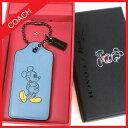 コーチ COACH キーホルダー ディズニー×コーチ ミッキーマウス ...