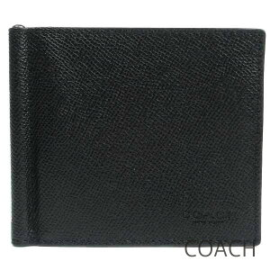 sale retailer 4daf3 10367 コーチ(COACH) マネークリップ メンズ二つ折り財布 - 価格.com