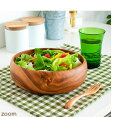 カフェのようなおしゃれなサラダに!木製サラダボウルのおすすめは?