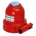 あす楽 マサダ:ミニタイプ油圧ジャッキ 10トン MMJ-10