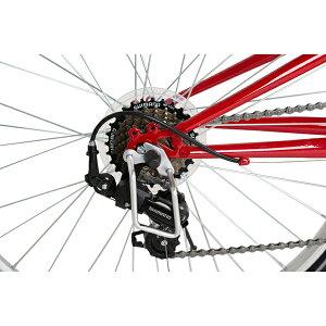 SwitzsportTech (スウィツスポート-テック):SIERRE-II〔シエルII〕クロスバイクタイプ26インチ折畳自転車 〔シマノ7段変速〕 MDL31015 【ポイント10倍】26インチ クロスバイクタイプ 7段変速フォールディングバイク