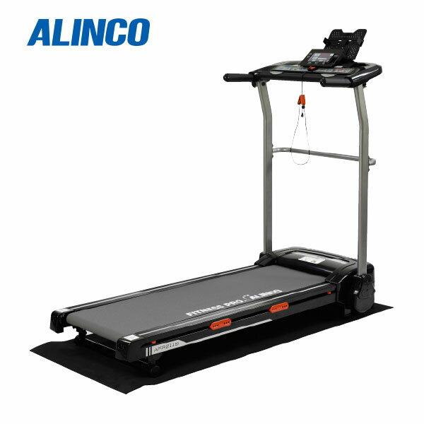 ALINCO(アルインコ):ランニングマシン2115 ブラック AFR2115K