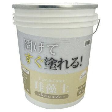 ワンウィル:Easy&Color珪藻土 18kg ベージュ