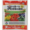 朝日工業:実を食べる野菜の肥料 1kg