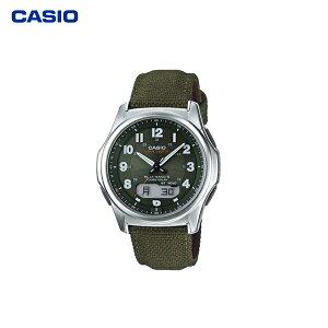 カシオ計算機(CASIO):電波ソーラーウオッチ(紳士用) WVA-M630B-3AJF 腕時計 メンズ かっこいい