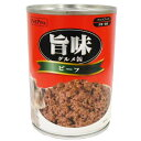 イチネンネットで買える「ペットプロジャパン:ペットプロ 旨味グルメ ビーフ味 375g ドッグフード ペットフード ご飯 ごはん」の画像です。価格は36円になります。