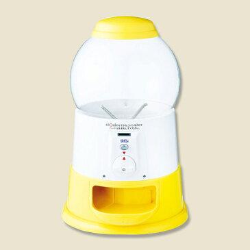 シモジマ:カプセル自販機 プチコロ 専用コイン仕様 レモン 1台 005993046 店舗用品 夜店 こども会 クリスマス