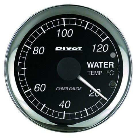 PIVOT(ピボット):サイバーゲージ 水温計 CSW センサー付き CSW