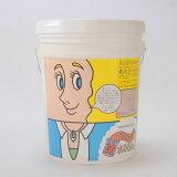 オンザウォール:ひとりで塗れるもん ナチュラルベージュ 22kg 900-022002-NB 漆喰 室内用塗り壁材 DIY リフォーム 簡単 壁 天然素材 安心 安全