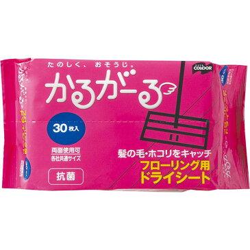 山崎産業:フローリングドライシート30P MO649-025X-MB