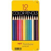 色鉛筆 CB-NQ12C 12色