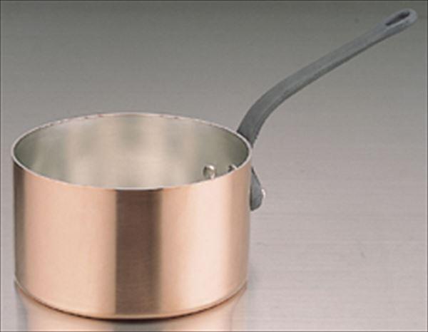 SW和田助:銅極厚 深型片手鍋(鉄柄) 27cm:イチネンネット