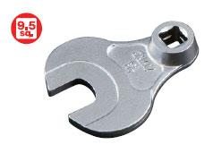 KTC:9.5sq.ペダルレンチ(クローフットタイプ) CP1-15