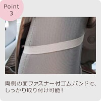 NBOX専用キルティングシートカバーフルセット