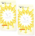 ビタミンC1000mg 高濃度 ビタミンC サプリメント 粉末 飲みやすい カプセル 1粒350mg 30日分 90粒 (2個セット)