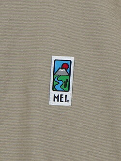 [Rakuten Fashion]【GOOUT10月号掲載】MEI(メイ)別注キャンバススナップボタンバンドカラーシャツ(その他⇒WEB限定カラー) coen コーエン シャツ/ブラウス 長袖シャツ ベージュ ネイビー【送料無料】