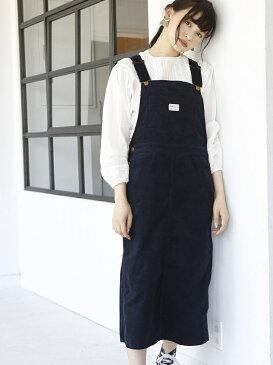 [Rakuten BRAND AVENUE]SMITH(スミス)コーデュロイジャンパースカート ( サロペットスカート ) coen コーエン ワンピース【送料無料】