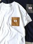 [Rakuten BRAND AVENUE]Dickies(ディッキーズ)別注ポケットTシャツ19SS(一部WEB限定カラー) coen コーエン カットソー