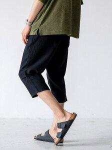 【SALE/40%OFF】ドビーハーフイージーパンツ coen コーエン パンツ/ジーンズ ショートパンツ ブラック グレー【RBA_E】[Rakuten Fashion]