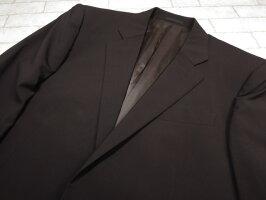 超美品【プラダPRADA】極上ウール生地2ボタンシングルスーツ(メンズ)size48ブラウン◯MS1827◯【中古】