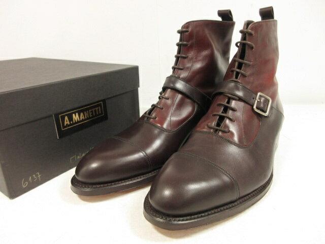 ブーツ, その他  Angiolo Manetti A.MANETTI () size7.5 1MZ5927