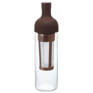 【送料無料】36%OFF!★HARIOフィルターインコーヒーボトル付♪水出しアイス珈琲お試し2種セット8人分が6回作れる、簡単セットです!送料コミコミ!