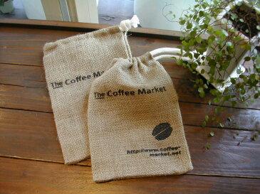 The Coffee Market オリジナルミニ麻袋