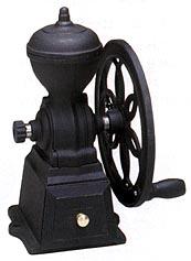 ●20%OFF●カリタ手挽きコーヒーミルダイヤミル(ブラック)鋳鉄製ダイヤコーヒーミル