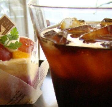 アイスコーヒー コーヒーマーケットのビターなアイスコーヒー!◆500g【イタリアンロースト】