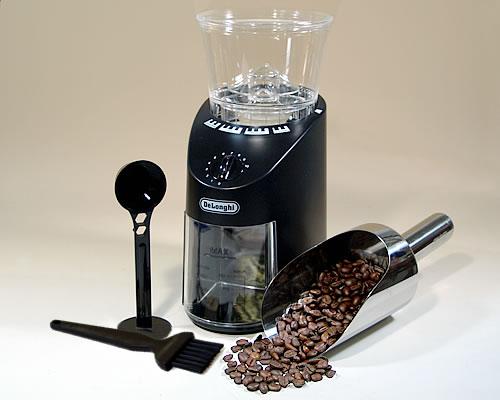 DeLonghi(デロンギ)コーヒーグラインダー KG364J