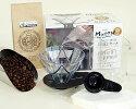 ハリオV60ドリッパーMUGENお試しセットコーヒー100g付き(北海道、沖縄お届け出来ません)