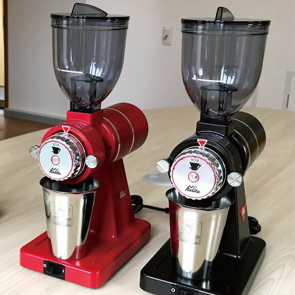 カリタ ナイスカットG 電動コーヒーミル|入荷予定:2021年11月