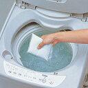 アトピー性皮膚炎の原因、洗濯槽のカビを退治◆洗濯槽ヤシ油クリーン(袋ごとポイ)[コジット]天然ヤシ油だから環境にも優しい洗濯機 汚れ取り 洗濯槽 カビ取り