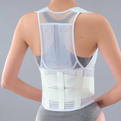 背中・腰周りの痛み、和らげます!背筋矯正コルセット [コジット]◆肩こり・腰痛の原因の猫背...