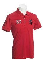【送料無料】2017春夏フラッグポロシャツ(AdmiralGolf/アドミラルゴルフ/メンズウェア)