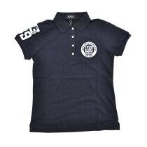 50%offアウトレットSALE!【送料無料・返品交換不可】Delighエイトロック鹿の子ポロシャツ(PEARLYGATES/パーリーゲイツ/レディースウェア)