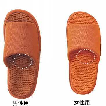 リフレ カラーヒーリングスリッパ 足ツボ刺激で健康管理 足裏の中心刺激タイプ