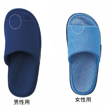 リフレ カラーヒーリングスリッパ 足ツボ刺激で健康管理 親指のつけ根刺激タイプ