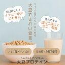 ソイプロテイン 大豆プロテイン 3kg 国内メーカー製造品 大豆 植物 タンパク質 サプリメント 大容量 nichie ニチエー 3