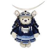 【シュタイフ正規販売店】Steiff シュタイフ テディベア 日本限定 サムライ2020 三日月 五月人形 贈り物 プレゼント