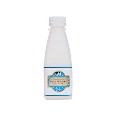 OLd ViLLage バターミルクペイント(水性) ButtermiLk Paint チャイルドロッカーホワイト ツヤ消し [150ml] オールドビレッジ・自然塗料・家具・壁・壁紙・絵付け