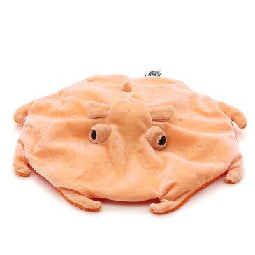 【動物 ぬいぐるみ リアルメンダコ Sサイズ】生物 深海生物 蛸 タコ