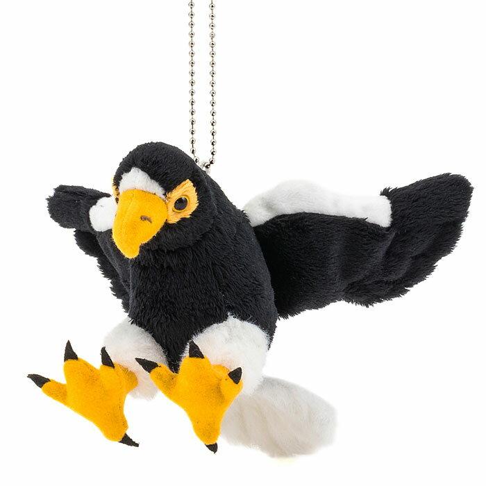 リアル鳥類マスコット オオワシ