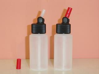 ANESTIWATAアネスト岩田HPA-PBS3-2色換用・プラスティックボトルBCタイプ用56ml3個セットMEDEAアネスト岩田キャンベルCAMPBELLエアブラシ用