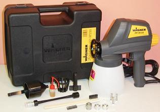 WAGNERワグナープロペインターPP-W330電動塗装機・電動ハンドエアレススプレー