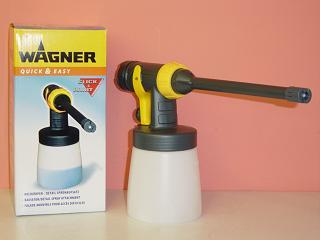 新発売WAGNERワグナーHVLP温風低圧塗装機ファインコート・ガンW660用ラジエーターノズルスプレーガンガン・コンテナ600ccのみ